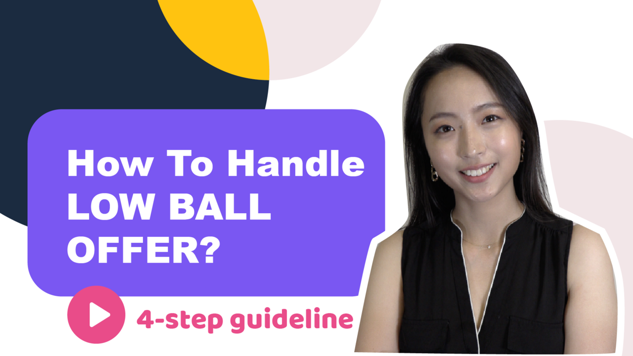 How to Handle Low Ball Offer?